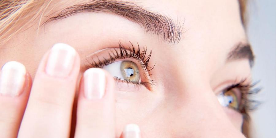 популярность глазных линз