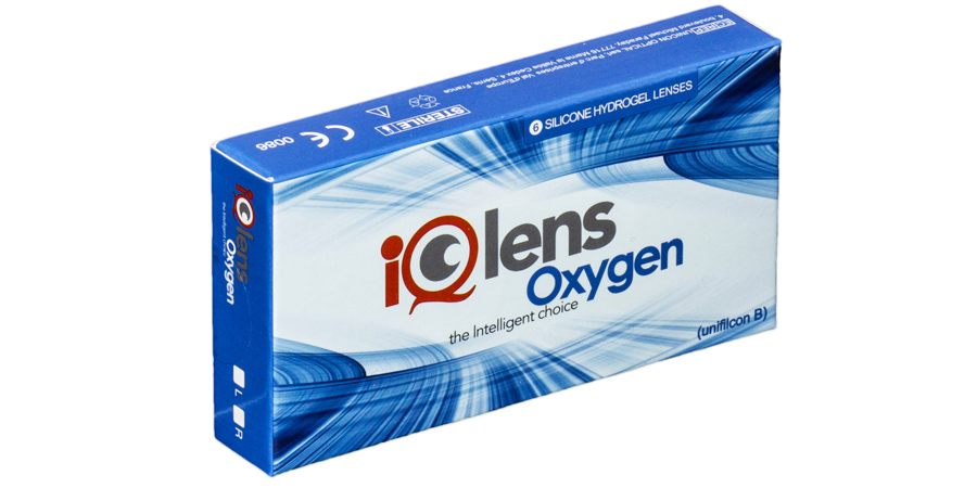 IQlens Oxygen