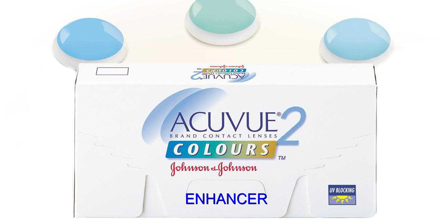 ACUVUE 2 COLOURS Enhancer