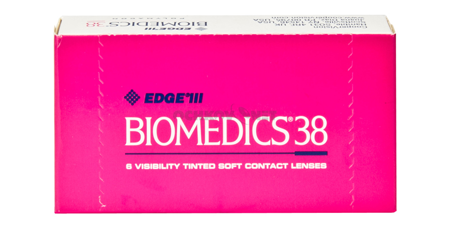 Линзы BIOMEDICS 38 (SOFTVIEW 38)