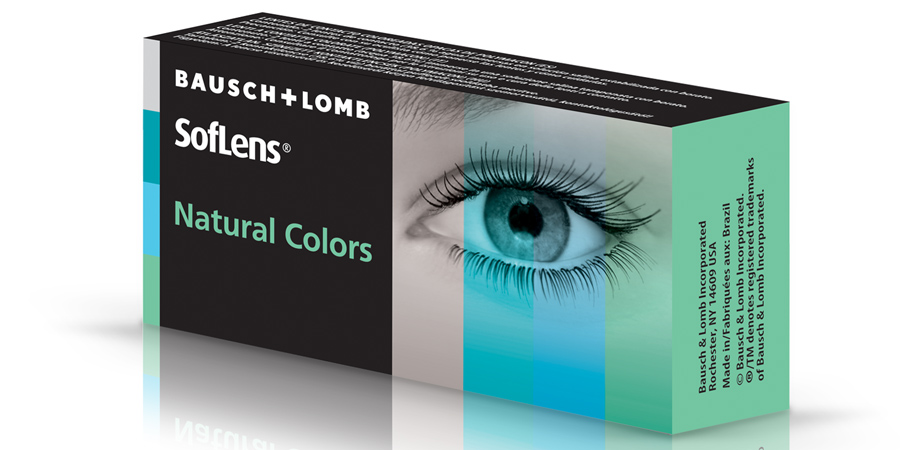 Bausch Lomb SofLens Natural Colors