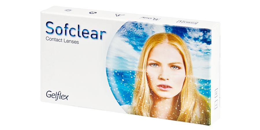 Двухнедельные контактные линзы SOFCLEAR