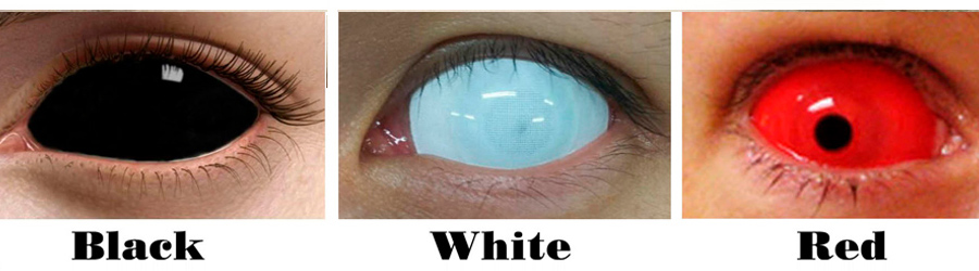 Склеральные контактные линзы
