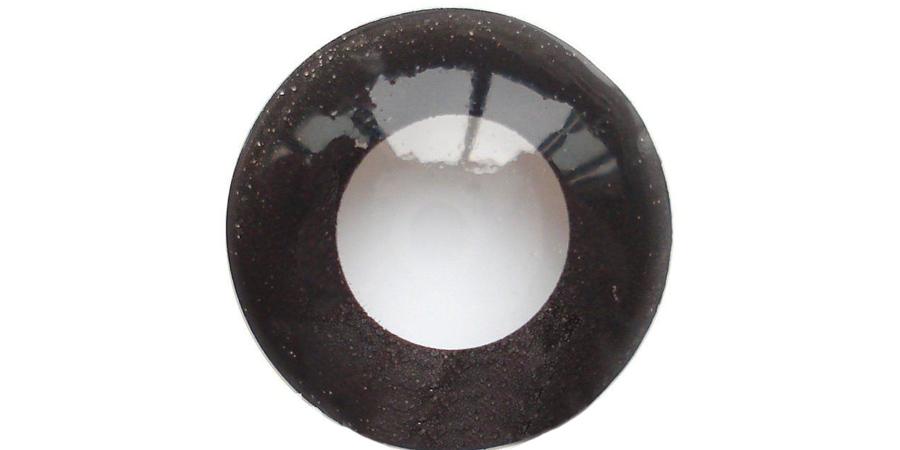 Черные контактные линзы