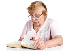 Пресбиопия — старческое зрение